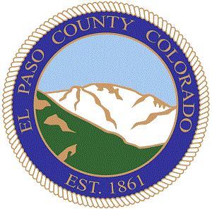 El Paso County logo
