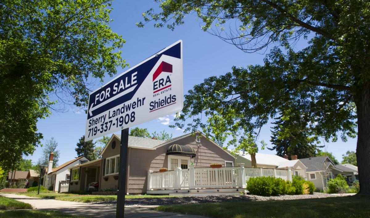 Colorado Springs-area home prices and sales set more records in June