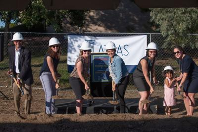 Atlas Prep breaks ground on new elementary school