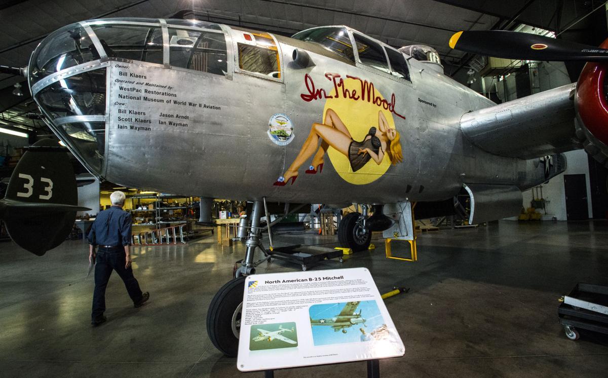 Colorado Springs plane museum on cusp of congressional honor