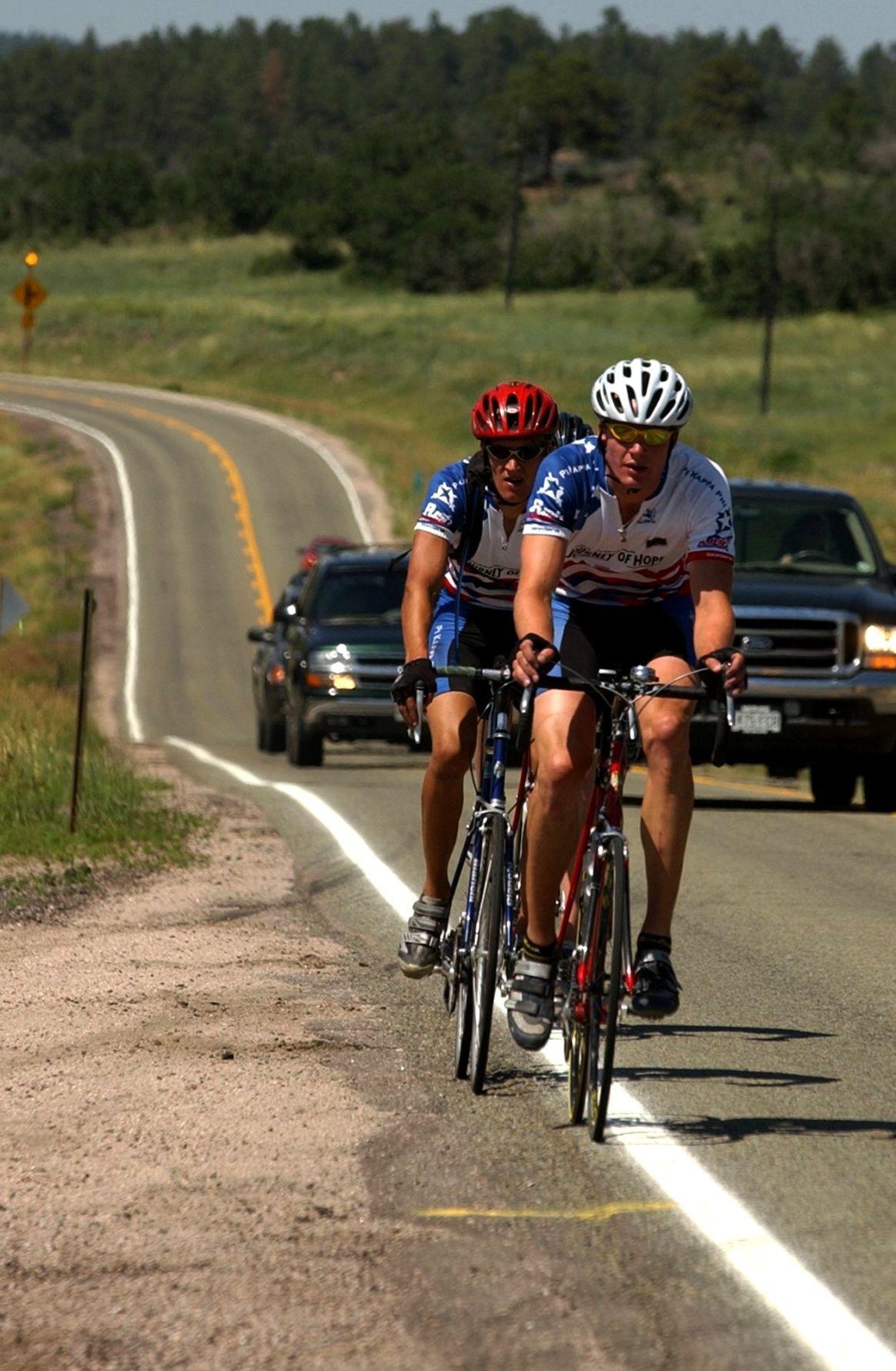 Hit The Road Pikes Peak Region Offers Great Bike Rides Colorado Springs News Gazette Com