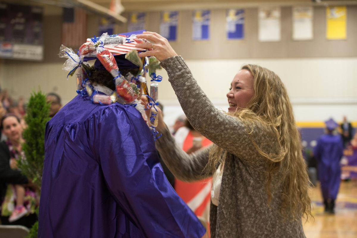 2017 Ellicott High School Graduation