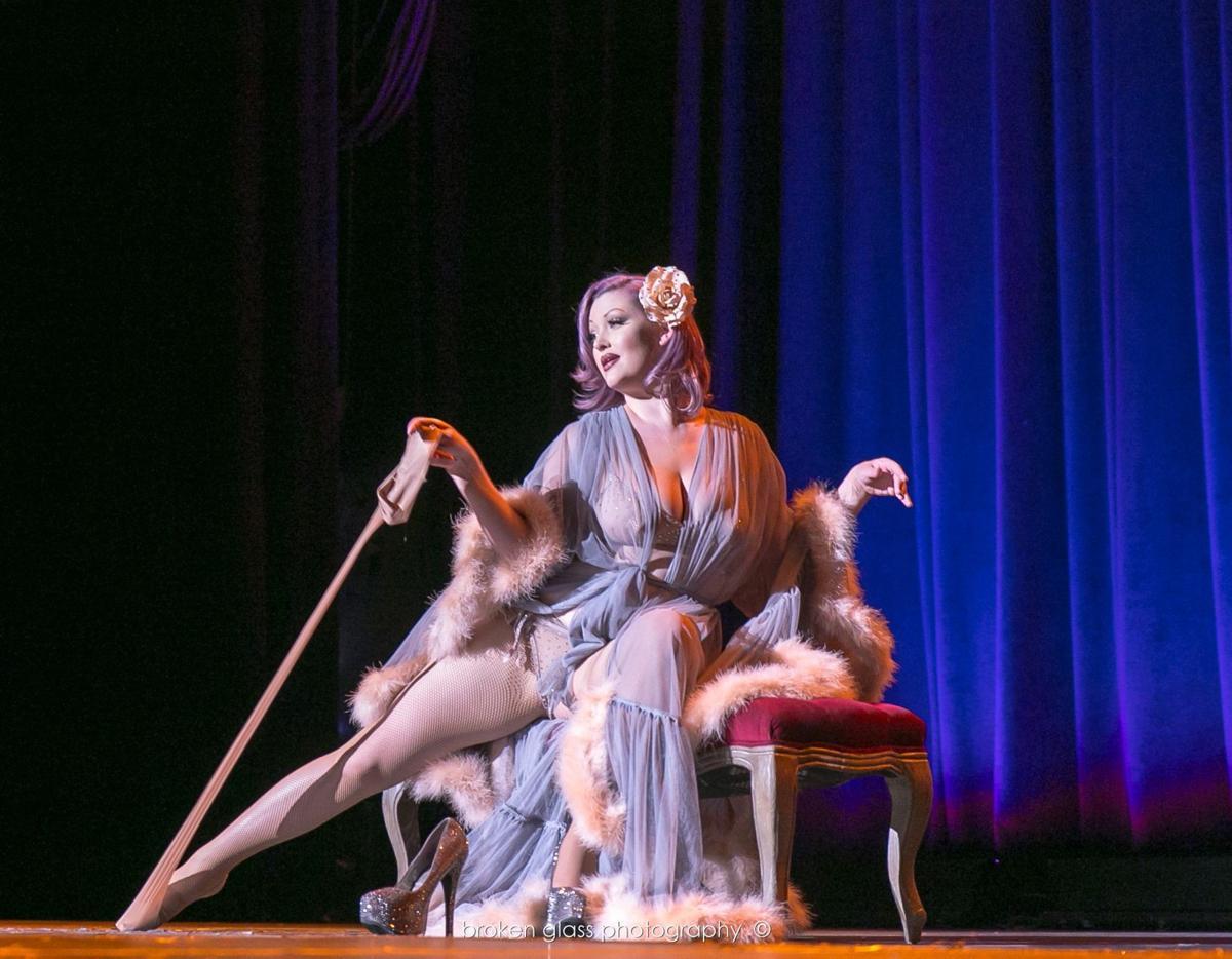 cane lady
