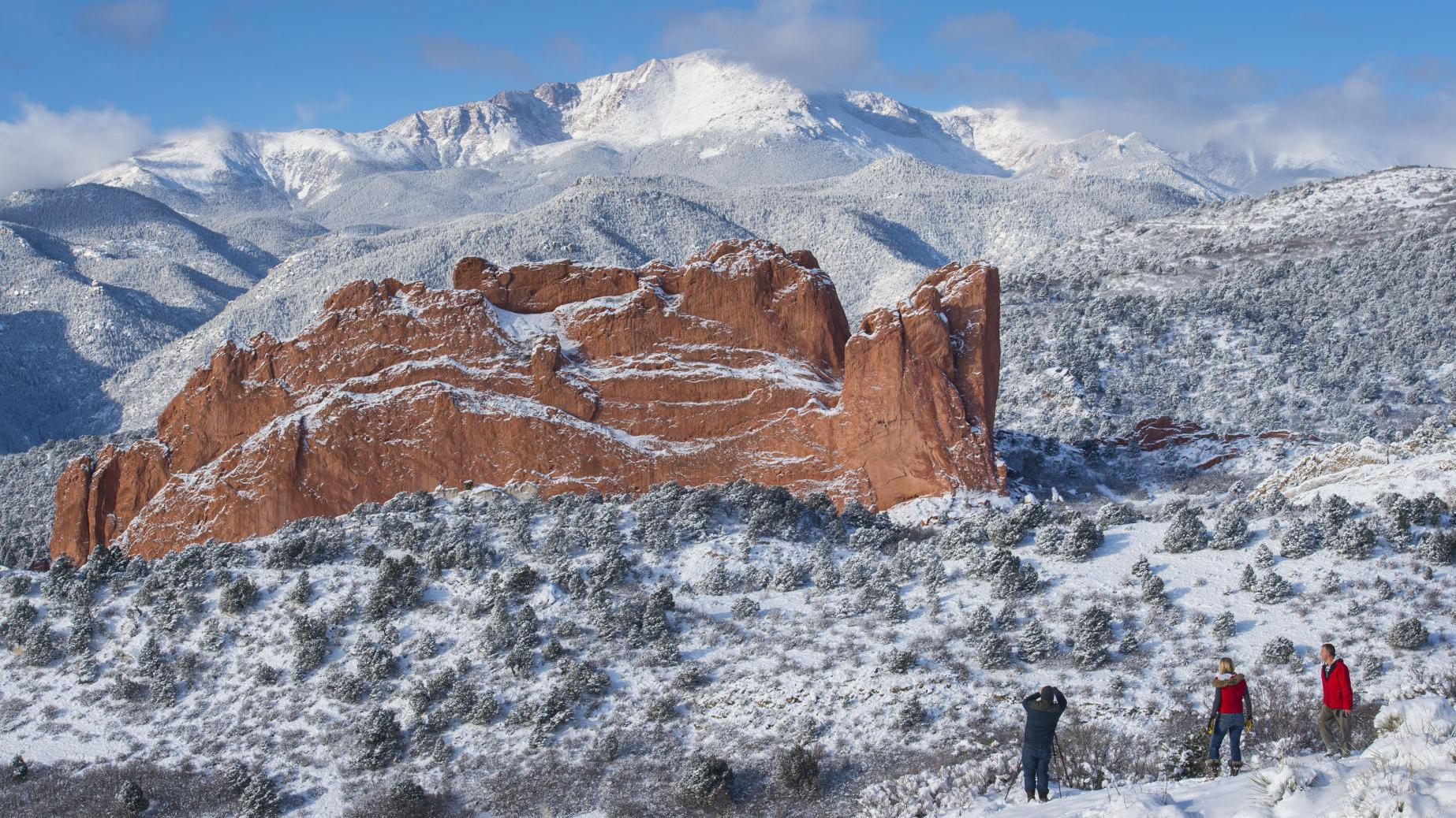 Forecast Snow showers possible in Colorado Springs   Colorado ...