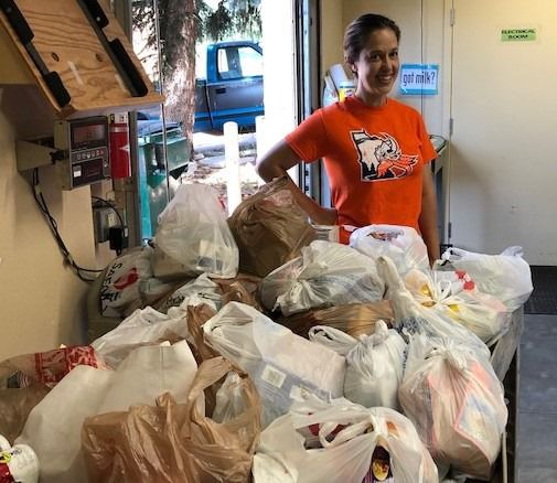 Community gives back through donations to TLC