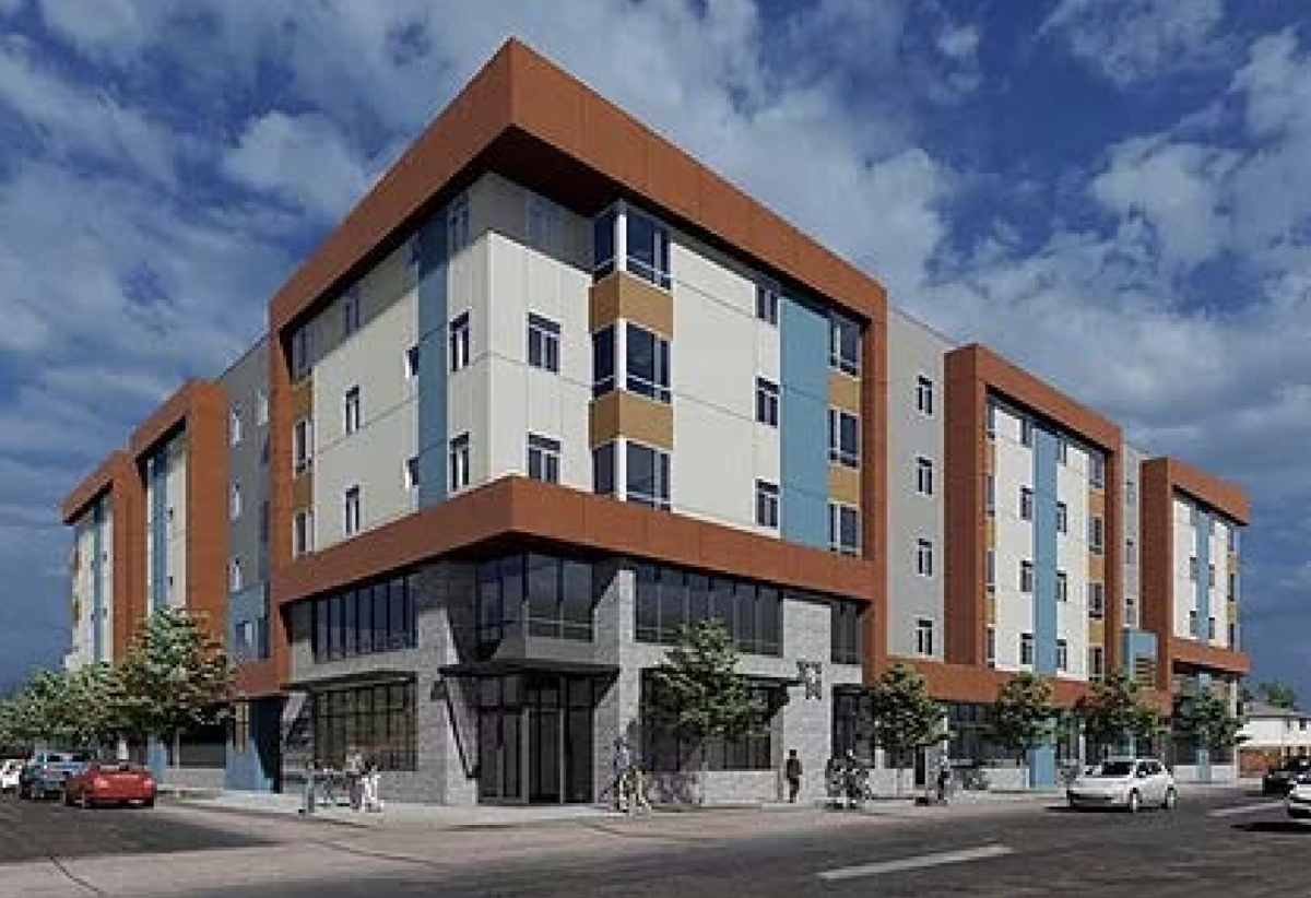 colfax affordable housing complex