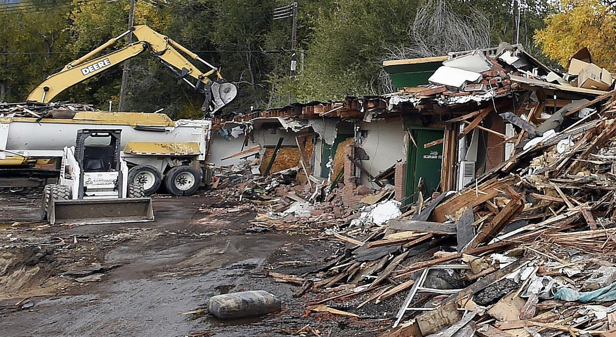 Cheyenne Motel now a memory as redevelopment ramps up on South Nevada in Colorado Springs