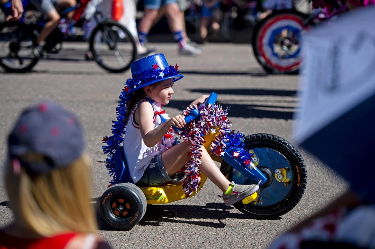 Tri-Lakes gets red, white and blue for Independence Day