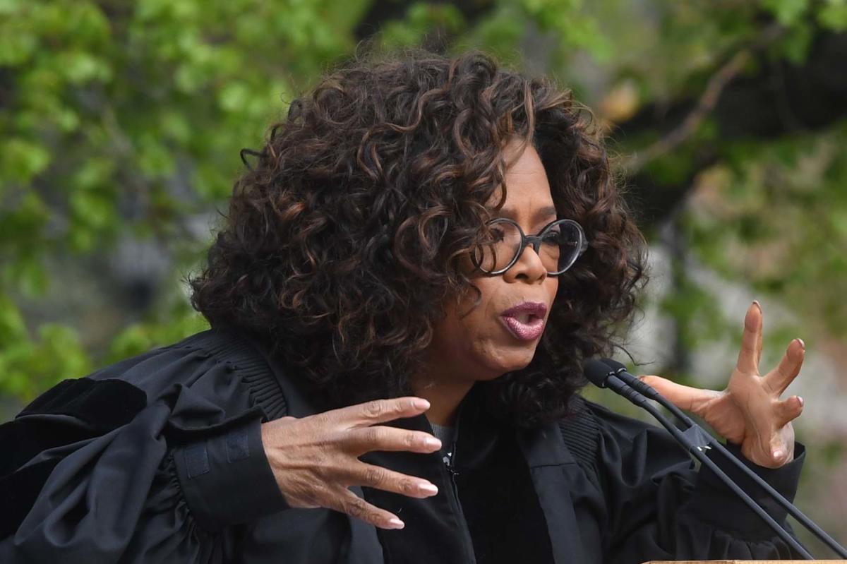 Oprah's visit to Colorado Springs: 10 things to know | | gazette com