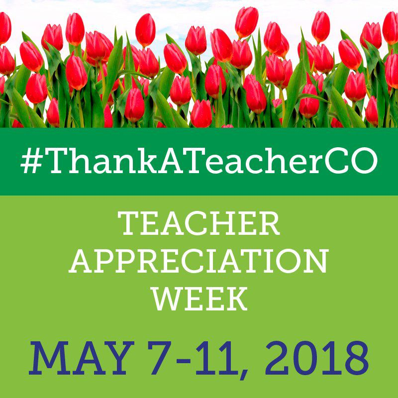 Teacher Appreciation Week being recognized with kudos, special deals for Colorado teachers School Supplies Crafts Books Tech Clothing/Apparel