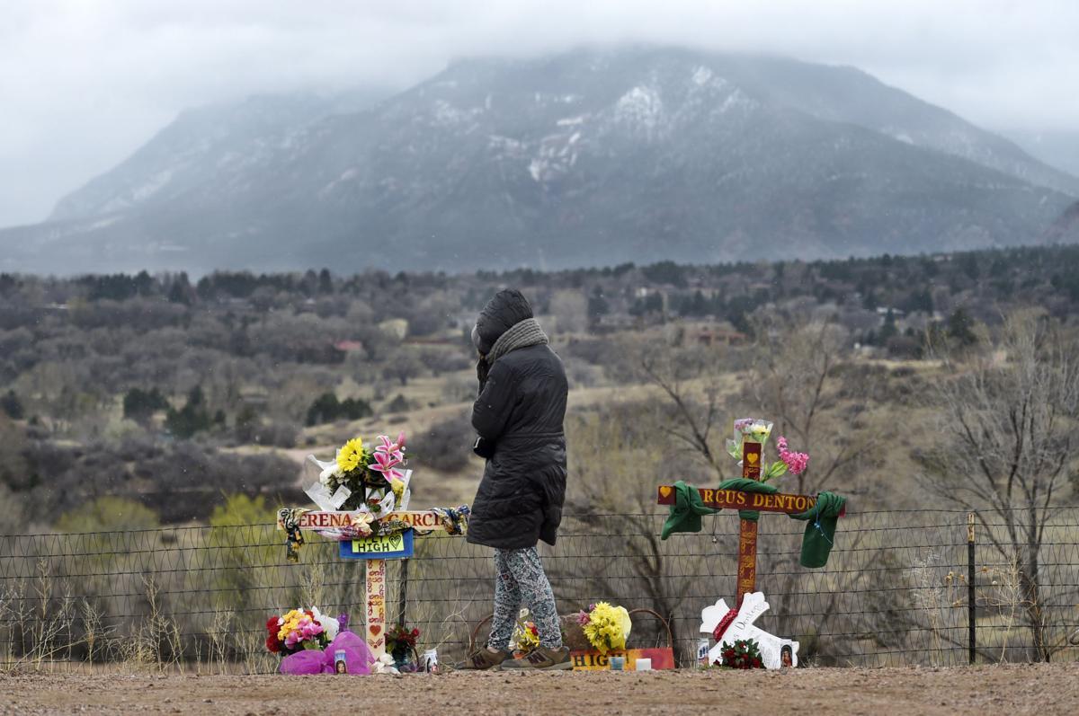 Police identify man, woman found shot to death near Colorado Springs dog park