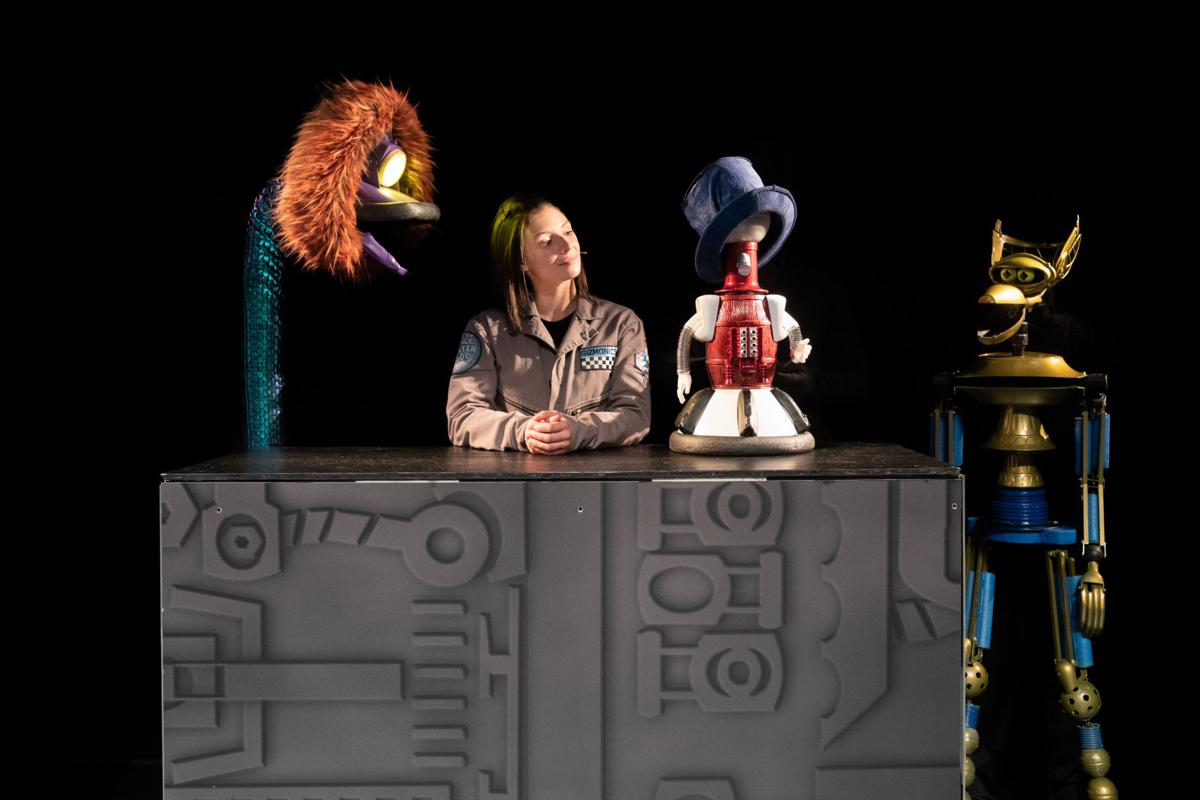 'Mystery Science Theater 3000 Live'
