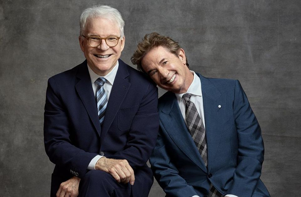 Steve Martin, Martin Short bring latest musical tour to Colorado Springs