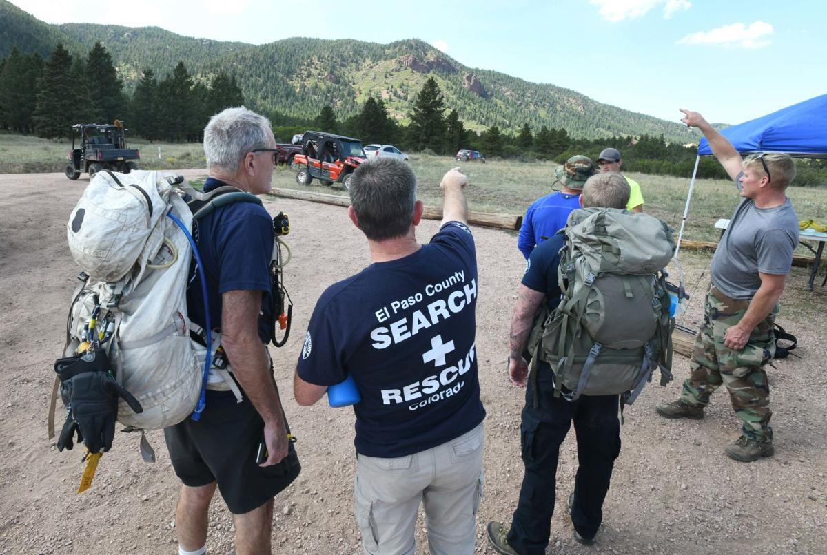 Missing 20-year-old hiker sought on Mount Herman near Colorado