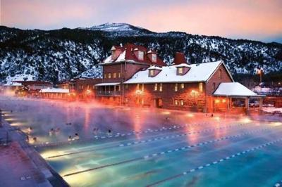 Glendwood Hot Springs