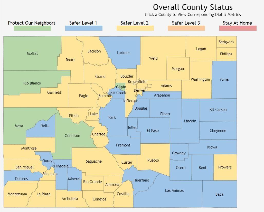 CDPHE county dial
