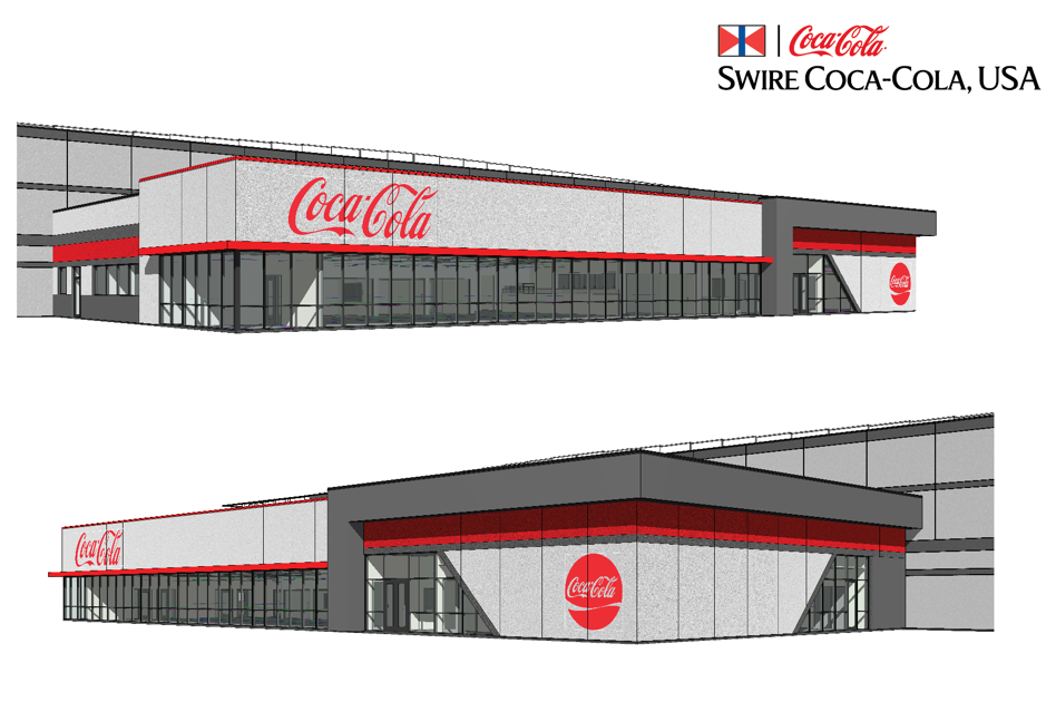 Coca-Cola bottler building $21.7 million facility near Colorado Springs Airport