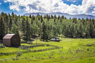 Baby Boomers are leaving behind a trail of luxury Colorado ranches