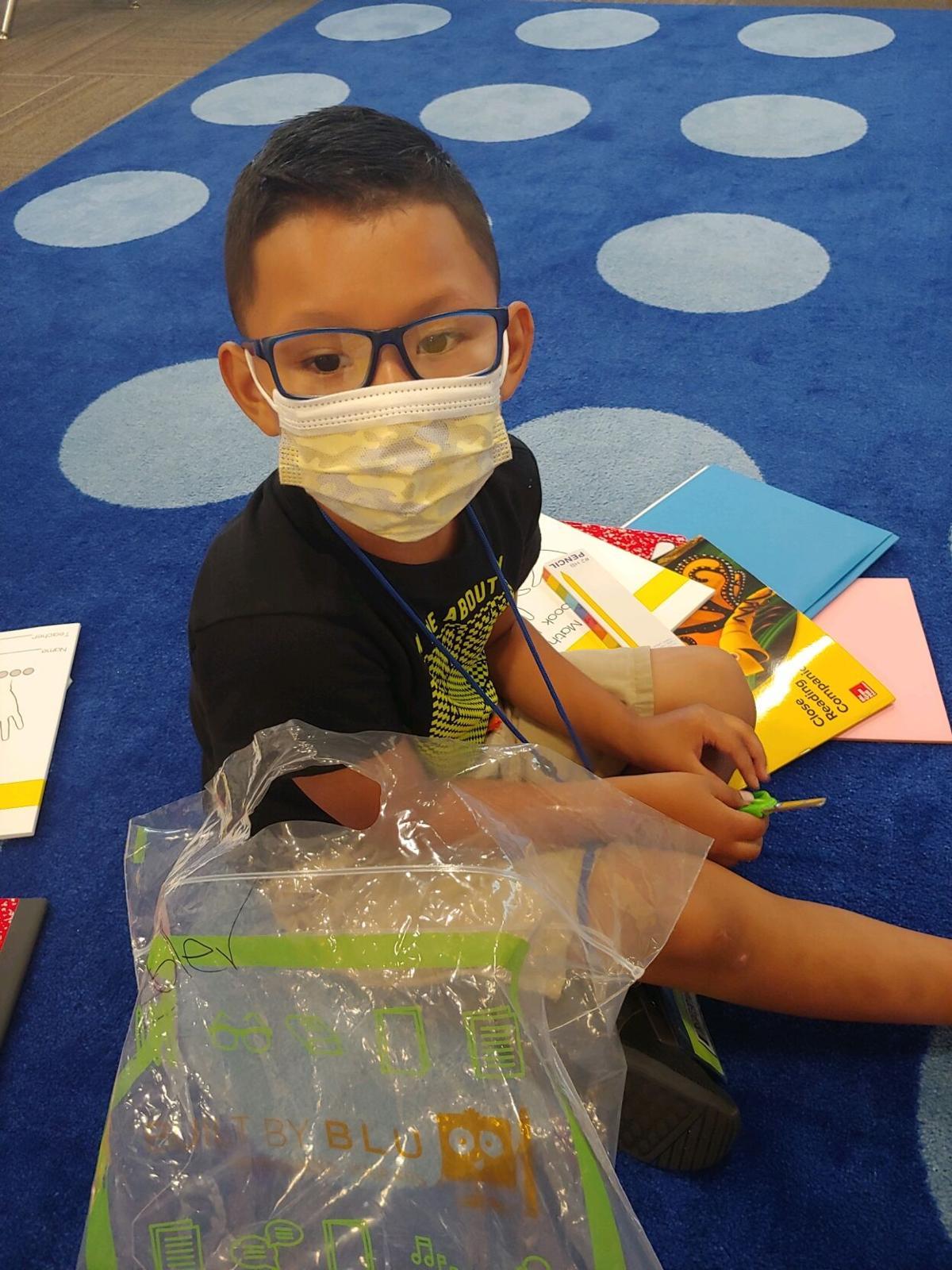 McDivitt Law Firm donates school supplies to Centennial Elementary