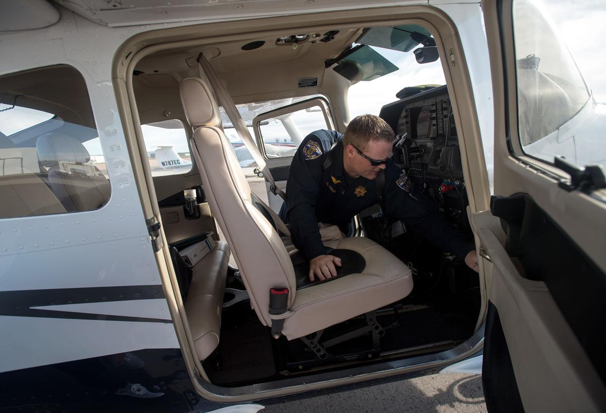 Air troopers give State Patrol a view from 1,500 feet