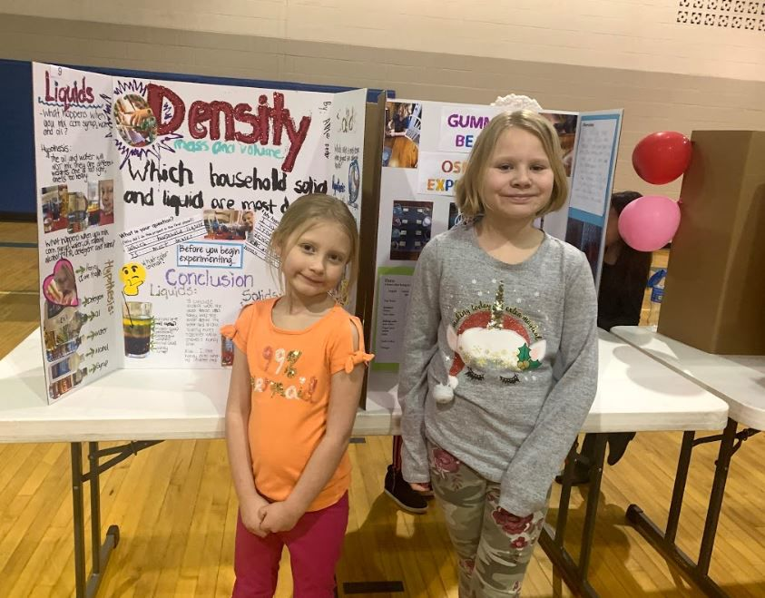 Bear Creek students get their science on