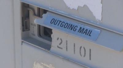 mailbox break-in