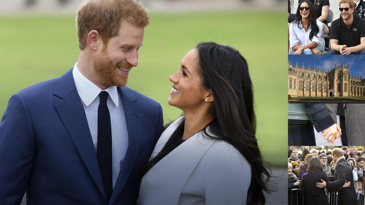 What to watch on TV this week: America preps for a royal wedding, Michael B. Jordan burns books and more