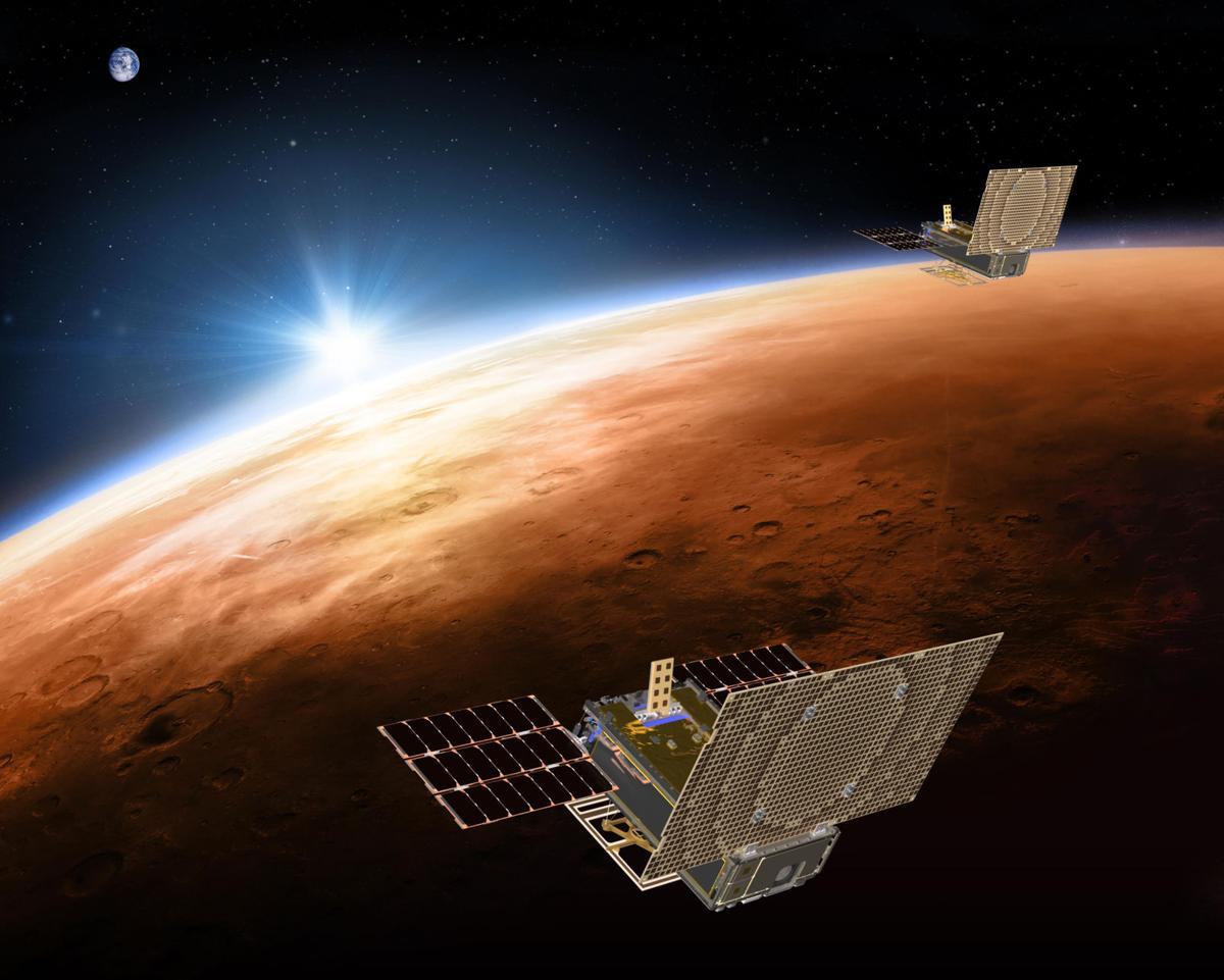 Space Mars Launch Sidekicks