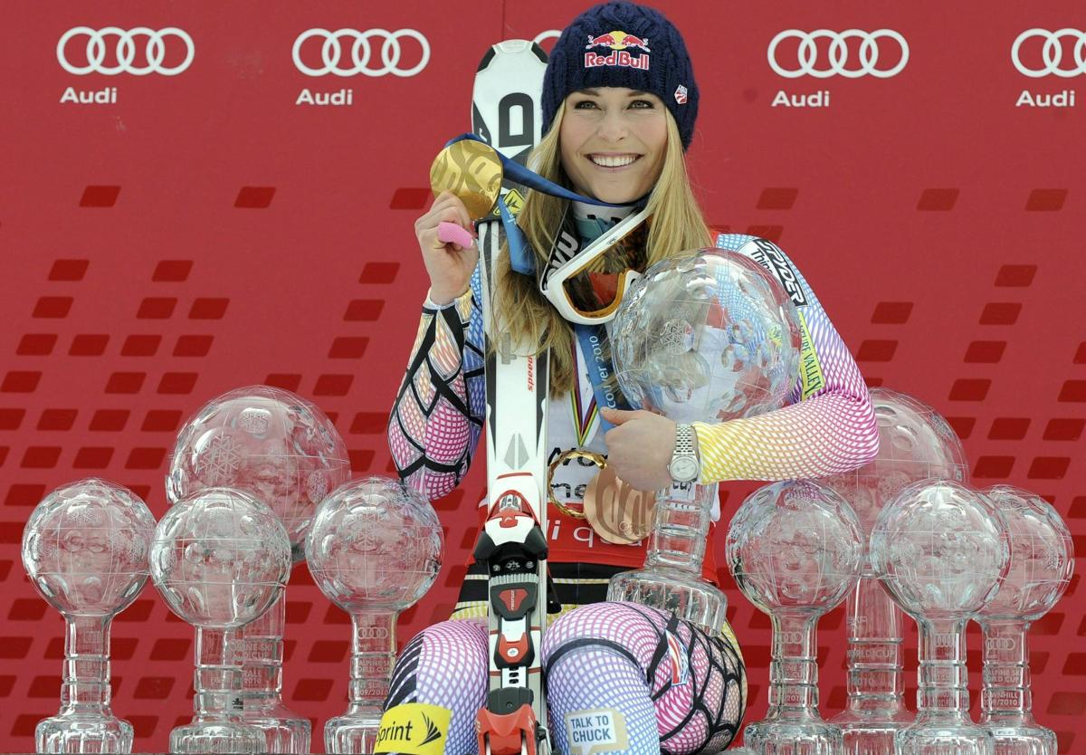 Vonn Retirement Skiing