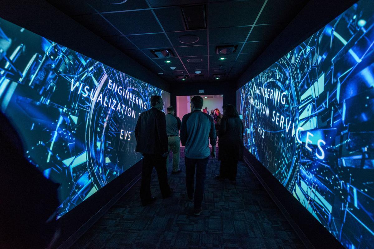 Lockheed Opens Colorado Springs Lab For Space Simulations Business Gazette Com