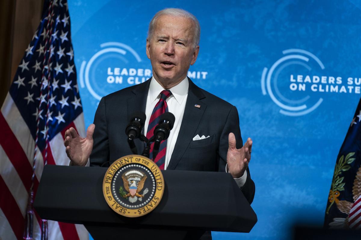 Biden Climate Summit