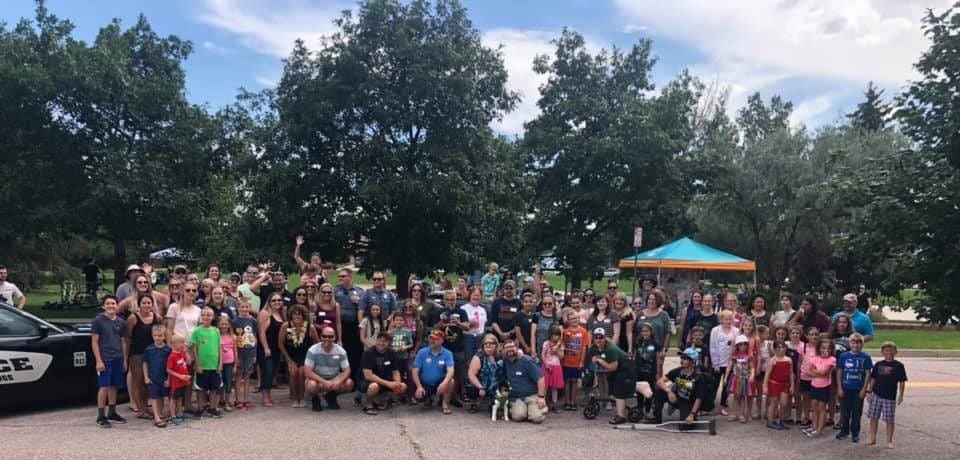 Fairfax block party rocks the summer