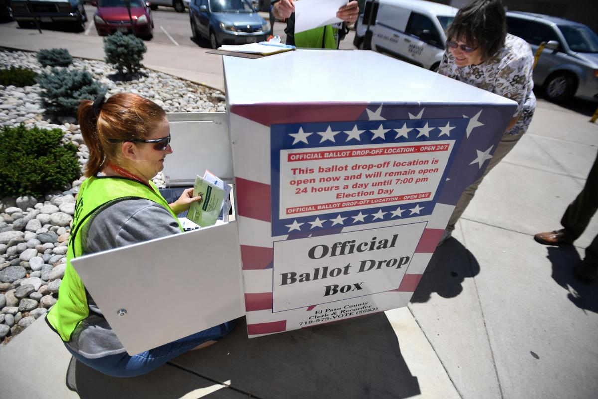 ballot dropoff vote election