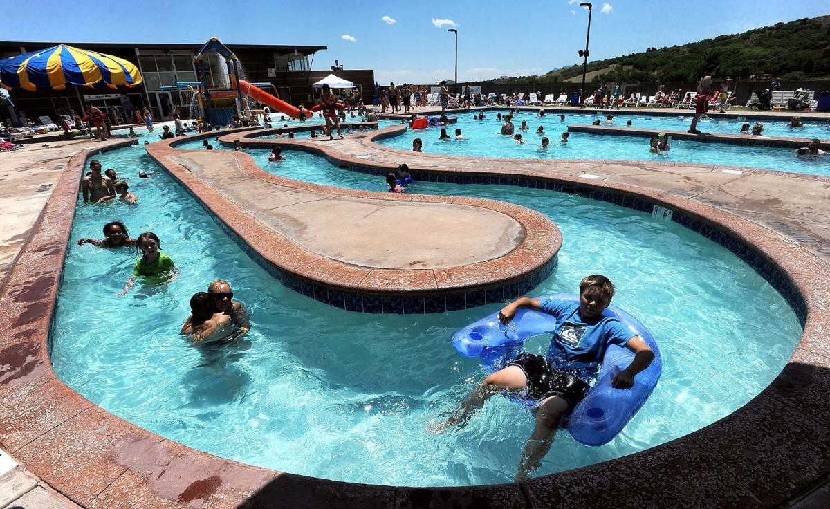 List Of Public Swimming Pools Beaches Open In Colorado Springs And Neighboring Cities