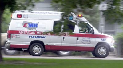 AMR ambulance (copy)