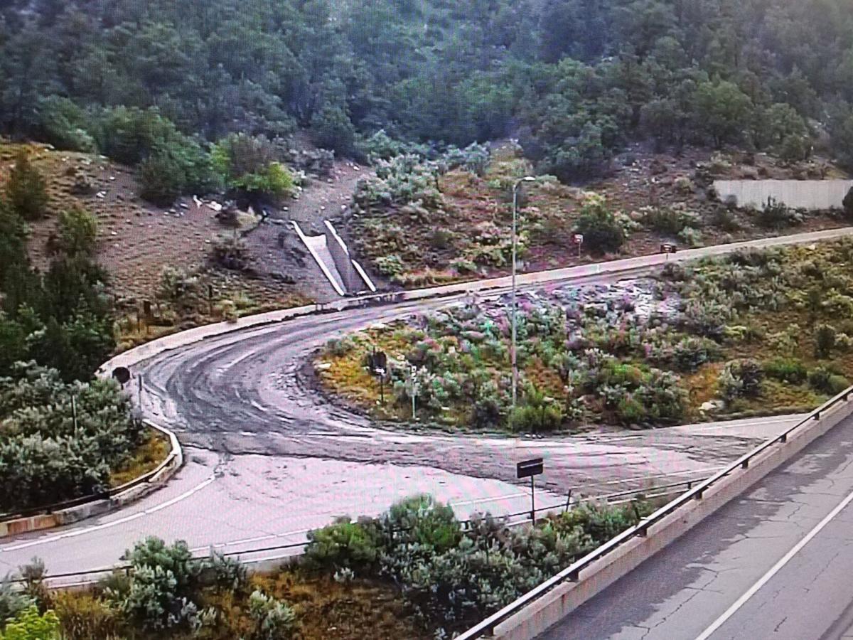 Glenwood Canyon flooding