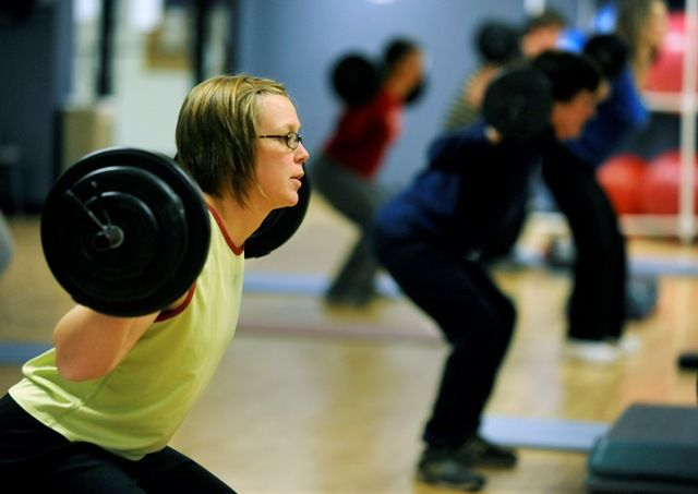 Fitness industry muscles its way through the recession