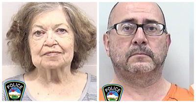Police arrest son, wife of slain 83-year-old man (copy) (copy)