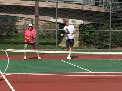 Pickleball players show off beloved 'geezer sport' at Rocky Mountain State Games