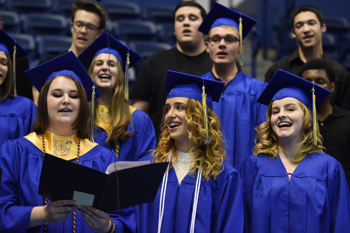 Pine Creek graduation
