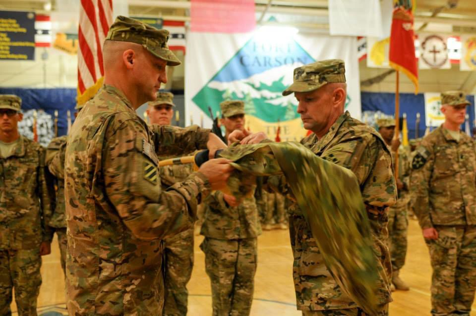 Fort Carson brigade headed to Kuwait for possible showdown with ISIS
