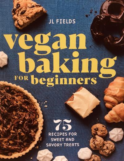 Colorado Springs vegan pro perfects recipes for plant-based baked goods in new cookbook