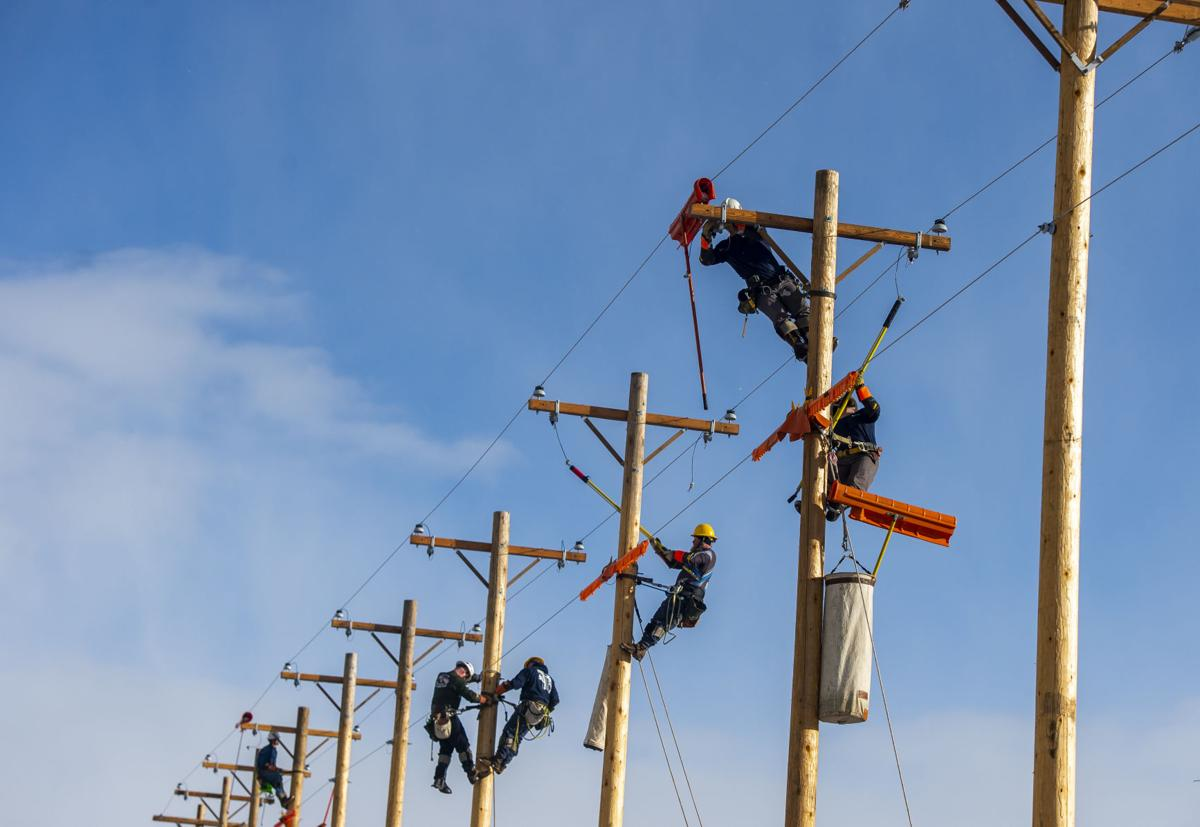 Lineworkers Rodeo