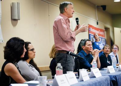 Democratic U.S. Senate candidates hold first debate in Durango