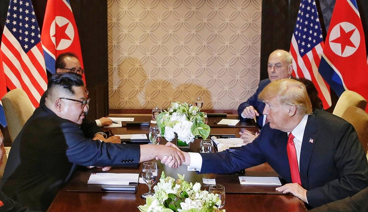 Here's the full text of 'historic' document Trump, Kim signed at North Korea summit