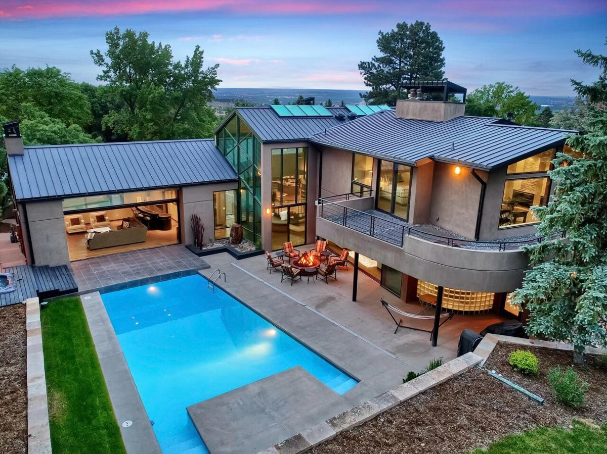 Phenomenal Upscale Homes Around Colorado Springs Now Selling Briskly Complete Home Design Collection Barbaintelli Responsecom