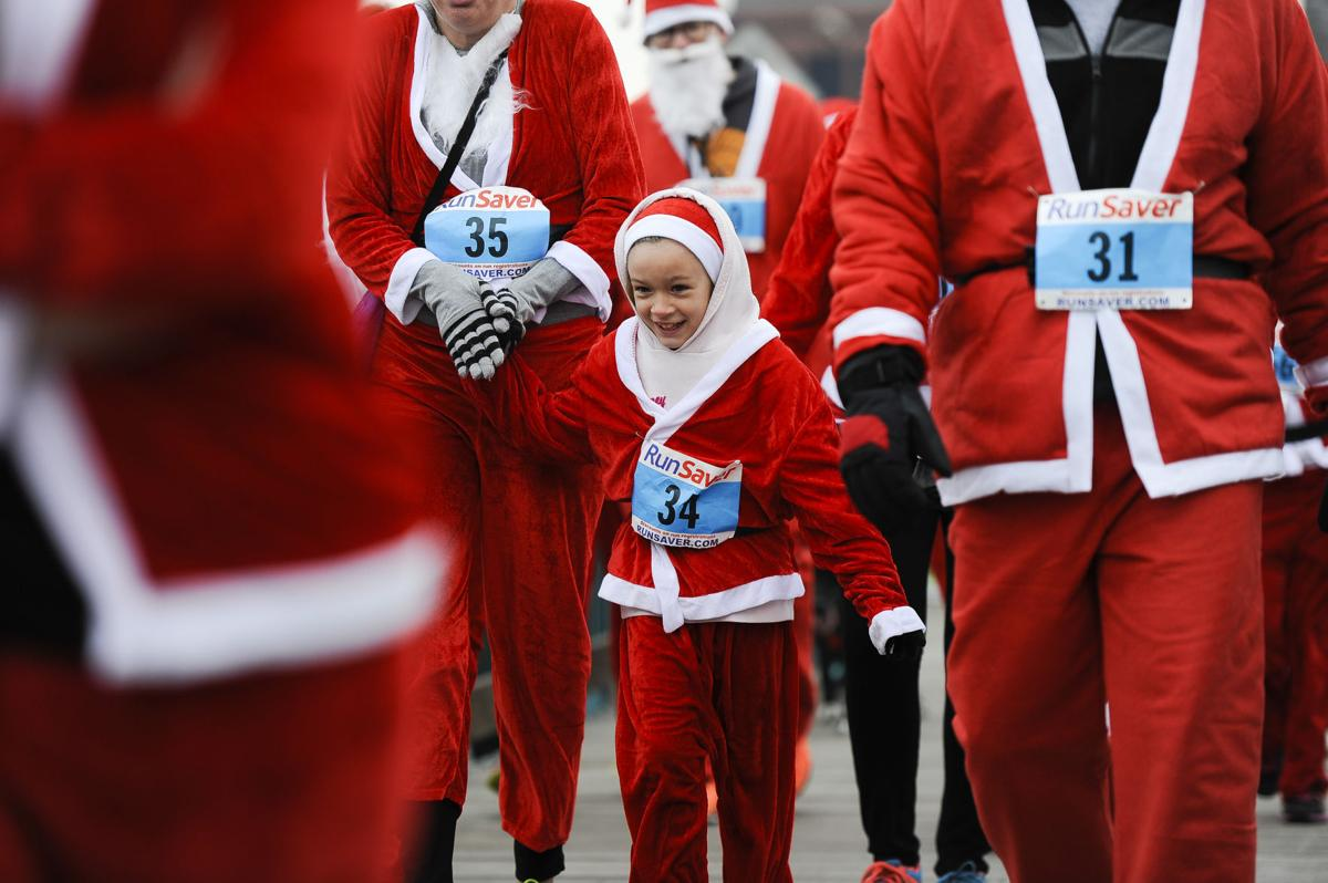 Chasing Santa 5K