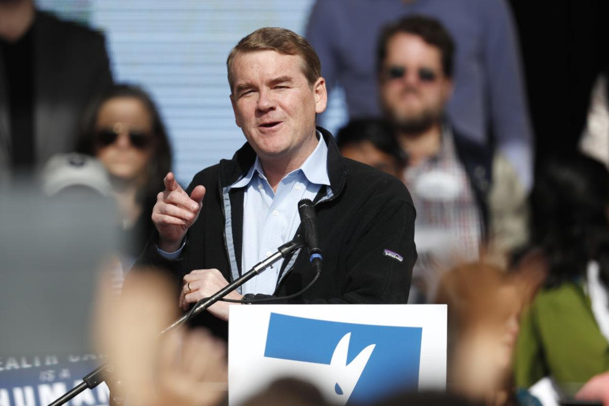 Is Michael Bennet making a 2020 move?