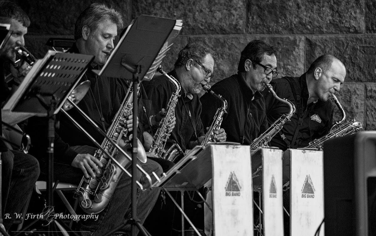 Colorado Springs big band brings joy to legendary Navajo Hogan