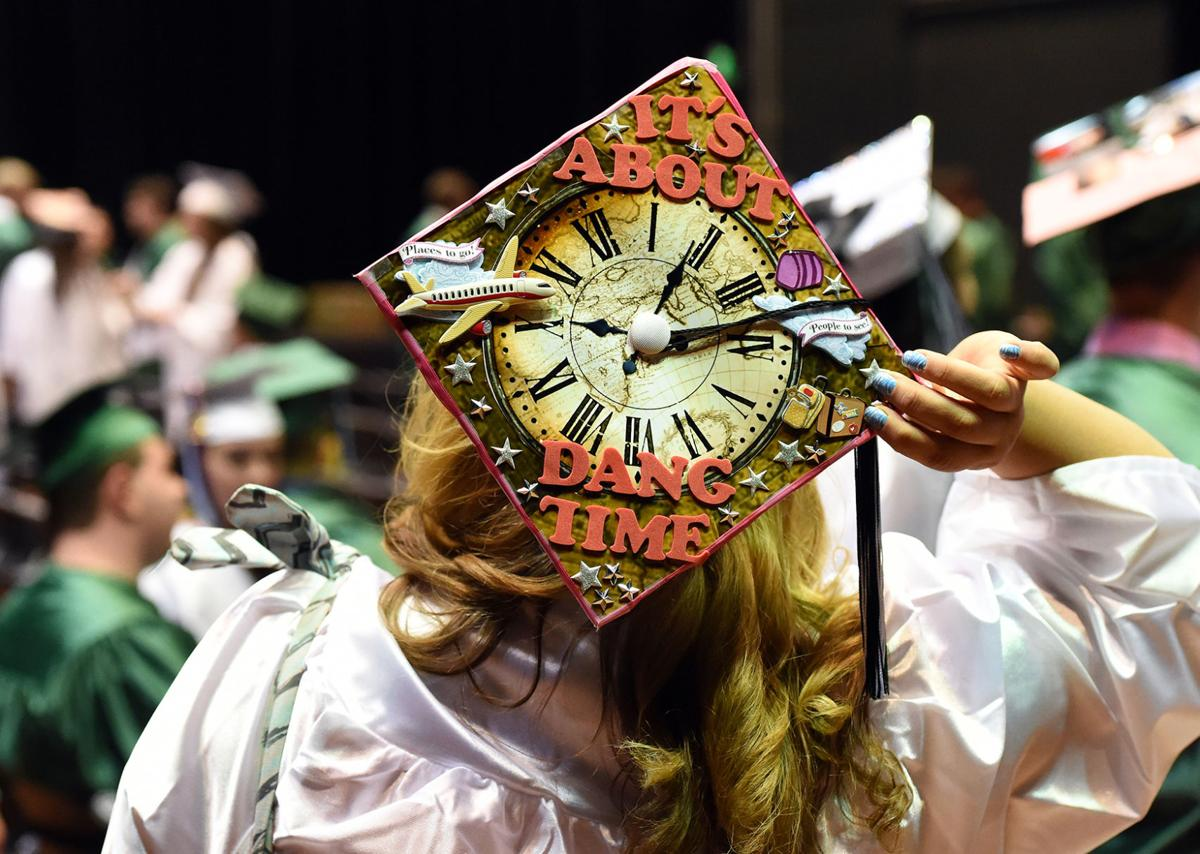 Woodland Park High School Graduation